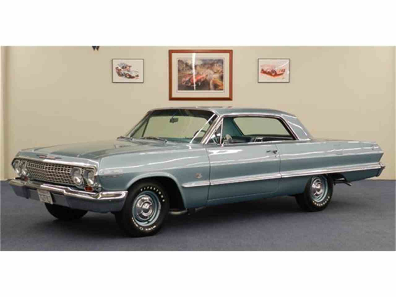 Large Picture of '63 Impala SS 409 Sport Coupe - GNIE