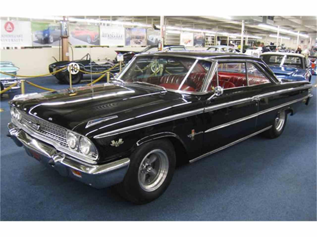 1963 ford galaxie 289 - 1963 Ford Galaxie 500 Xl 776968