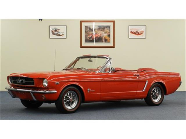 1965 Ford Mustang | 776971