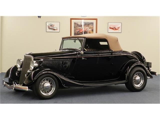 1934 Ford Cabriolet | 777026