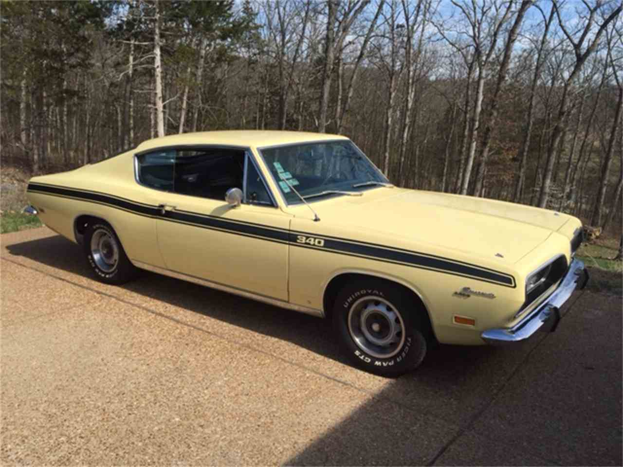 1969 plymouth barracuda for sale classiccars   cc 777030