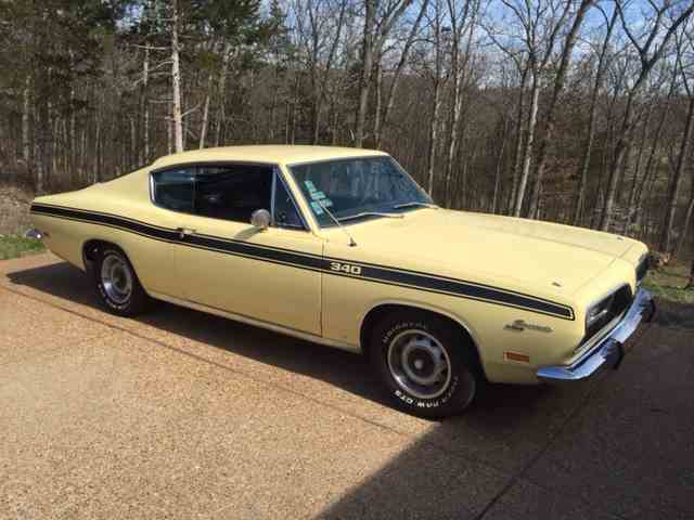 1969 Plymouth Barracuda | 777030