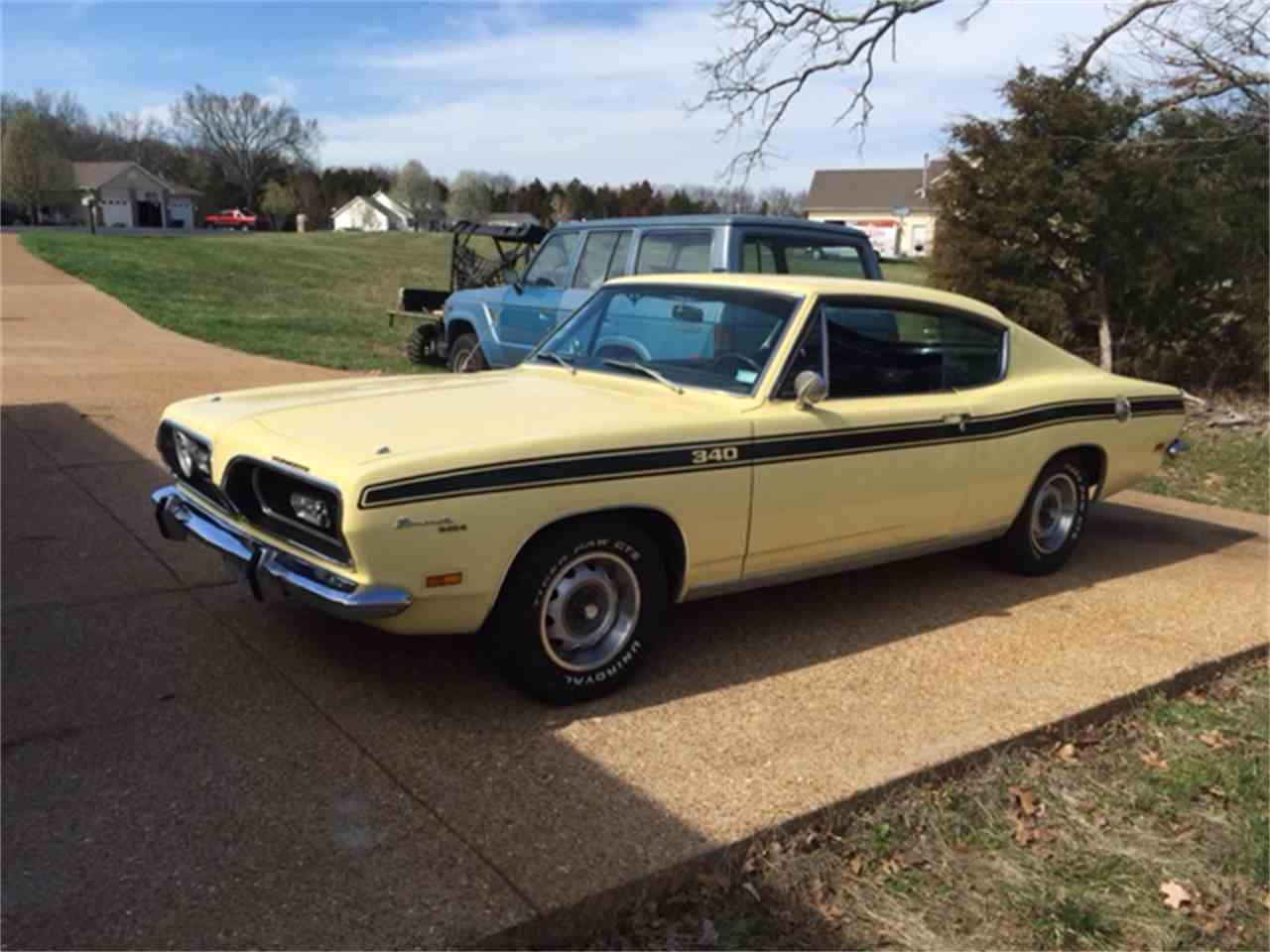 1969 Plymouth Barracuda For Sale Classiccars Com Cc 777030
