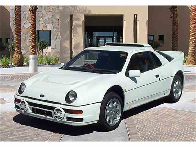1986 Ford RS200 | 777032