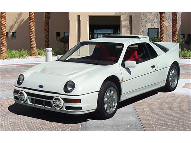 1986 Ford RS200 | 777033