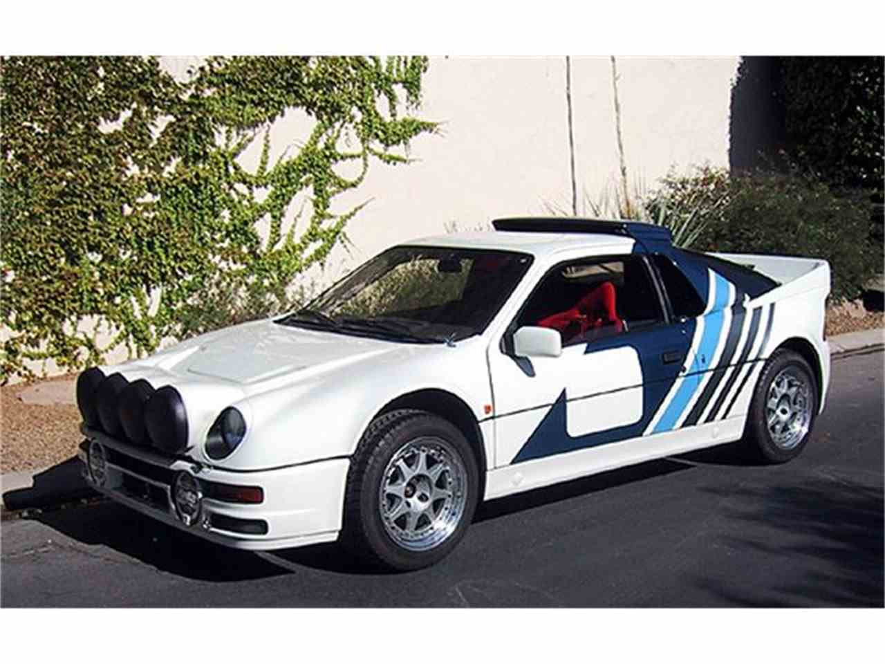 1986 ford rs200 for sale cc 777034. Black Bedroom Furniture Sets. Home Design Ideas