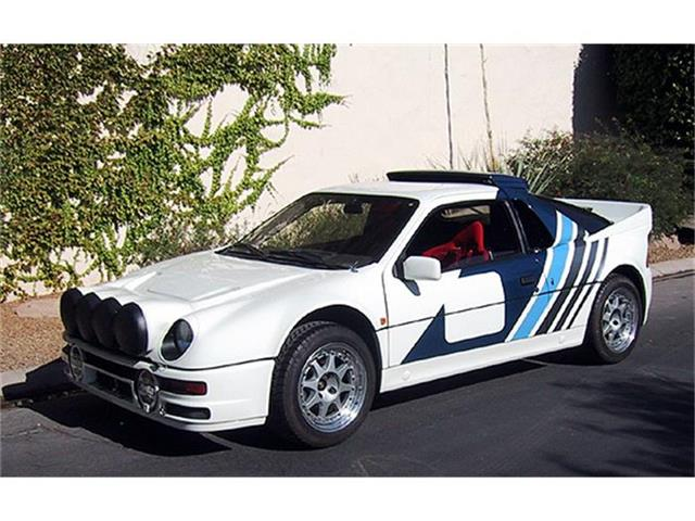 1986 Ford RS200 | 777034