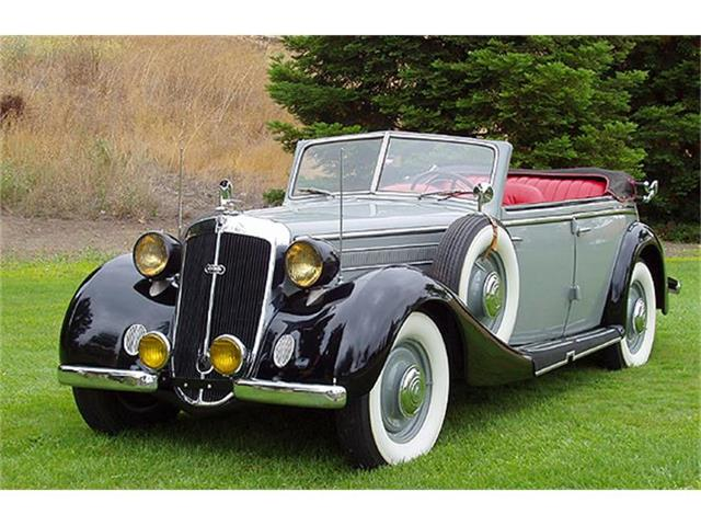 1939 Horch 4-Dr | 777037