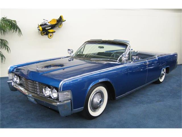 1965 Lincoln Continental | 777040