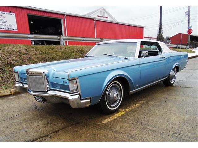 1969 Lincoln Continental Mark III | 777043