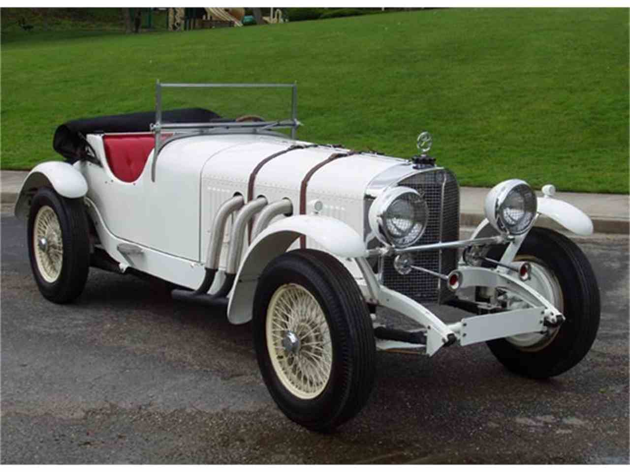1928 mercedes benz ssk for sale cc 777044