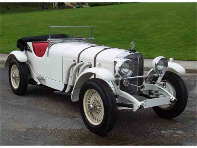 1928 to 1930 mercedes benz ssk for sale on for Mercedes benz 1929 ssk