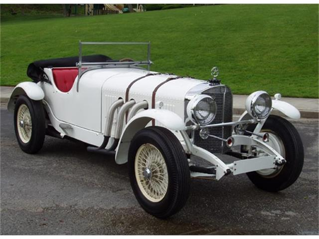 1928 Mercedes-Benz SSK | 777044