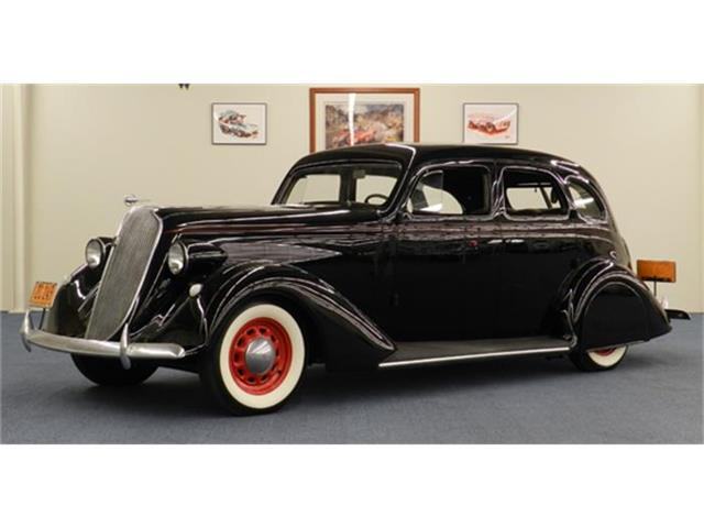 1936 Nash Ambassador | 777048