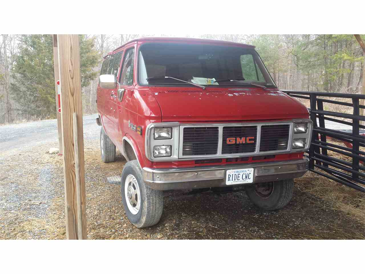 1983 gmc 3 4 ton pickup for sale cc 777053. Black Bedroom Furniture Sets. Home Design Ideas