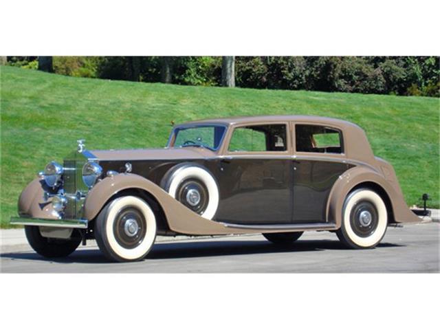 1937 Rolls-Royce Phantom III | 777055