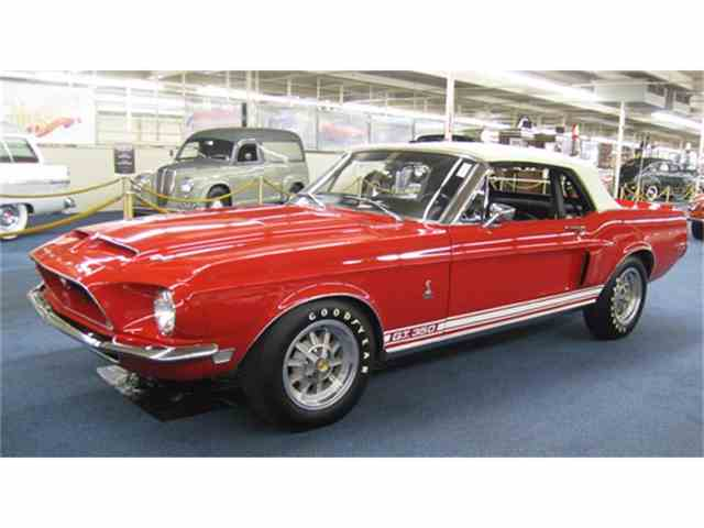 1968 Shelby Mustang | 777058