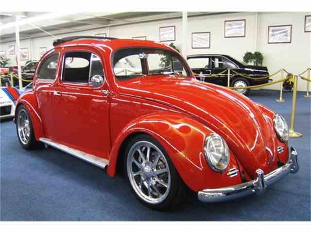 1957 Volkswagen Beetle | 777059
