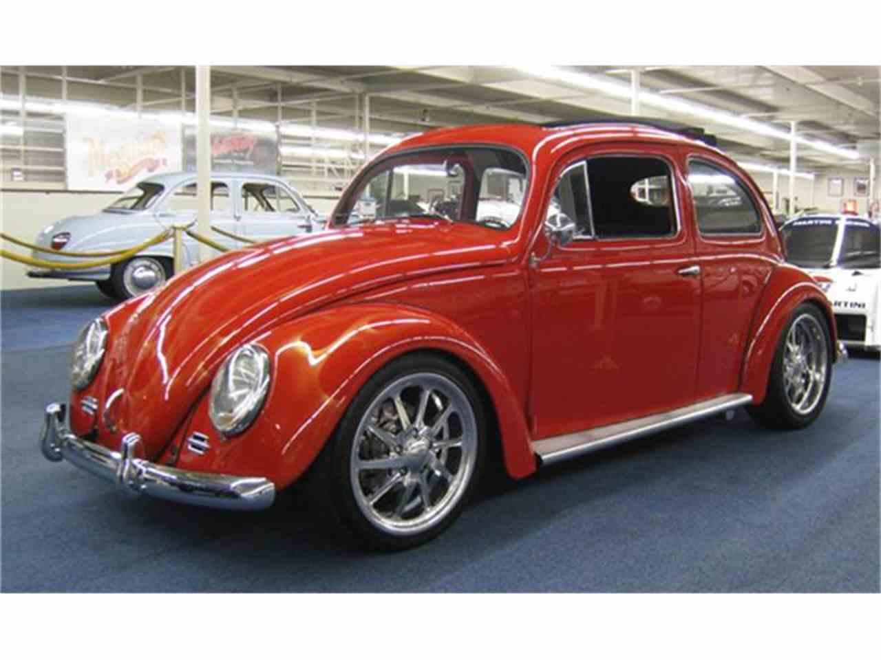 1957 volkswagen beetle for sale cc 777059. Black Bedroom Furniture Sets. Home Design Ideas