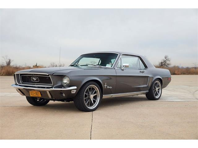 1968 Ford Mustang | 777068