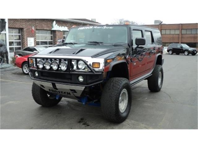 2003 Hummer H2 | 777071