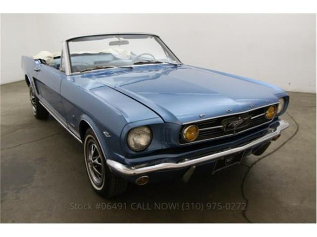 1966 Ford Mustang | 777097