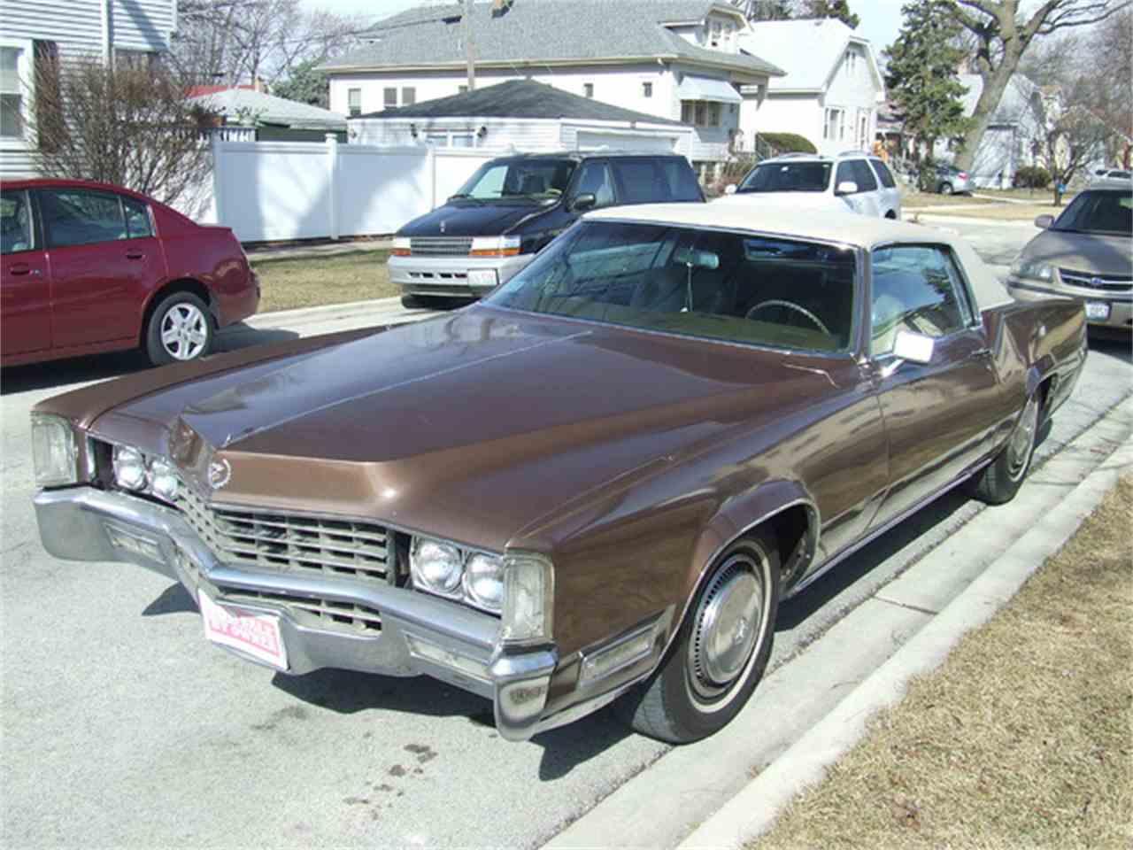 1968 Cadillac Eldorado for Sale - CC-777119