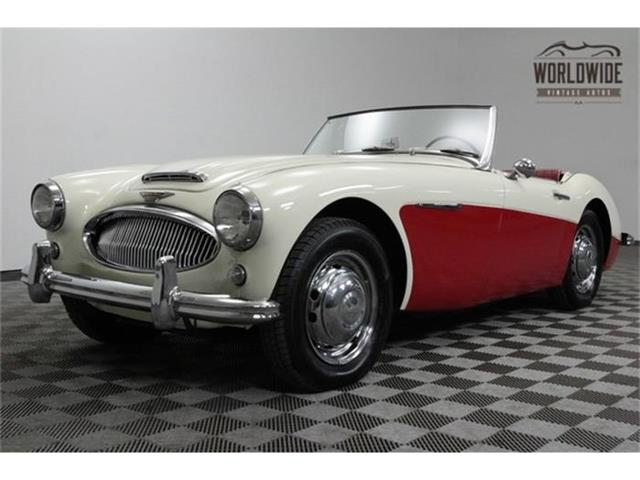 1962 Austin-Healey 3000 Mark II | 777128