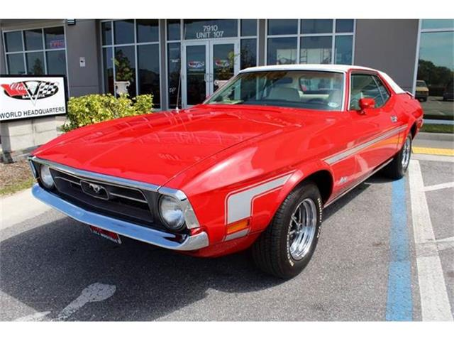 1972 Ford Mustang | 777162