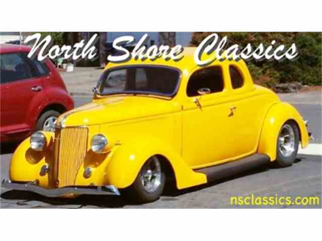 1936 Ford Coupe   777206