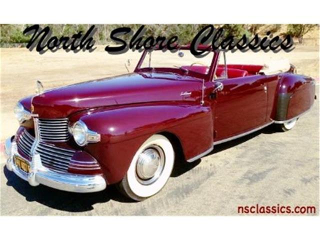 1942 Lincoln Continental | 777209