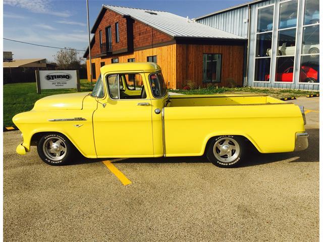 1956 Chevrolet 1/2 Ton Pickup | 777210