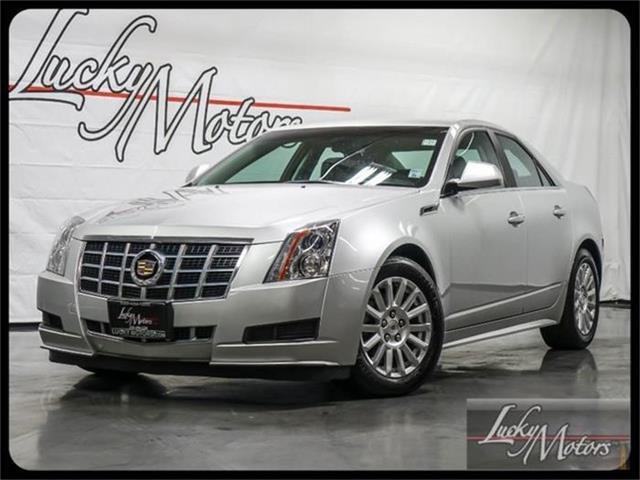 2013 Cadillac CTS | 770754
