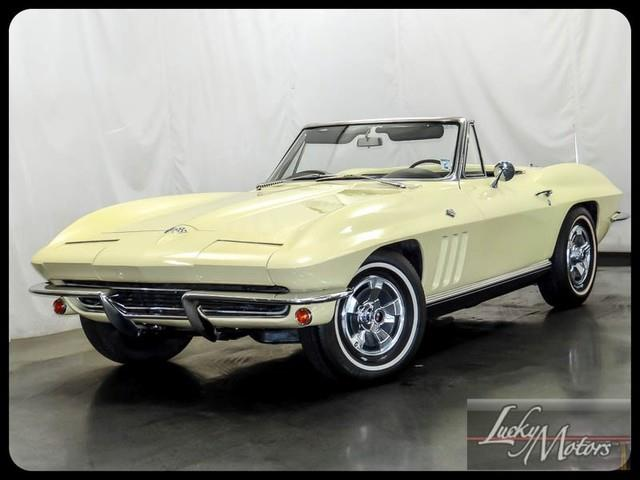 1965 Chevrolet Corvette Stingray | 770763