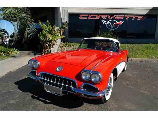 1958 Chevrolet Corvette | 777737