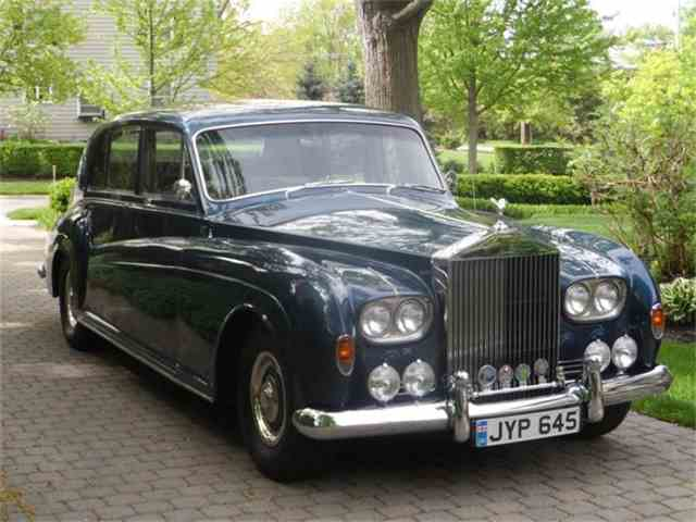 1964 Rolls-Royce Phantom V | 777748