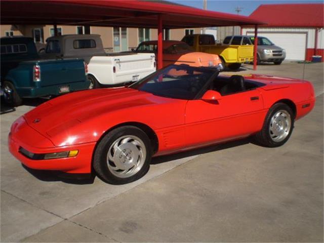 1995 Chevrolet Corvette | 777751