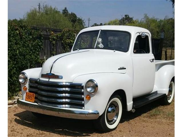 1953 Chevrolet Pickup | 777774