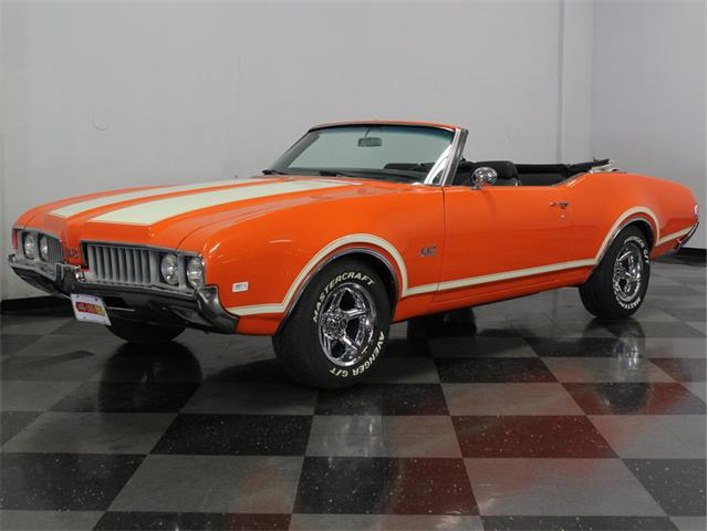 1969 Oldsmobile Cutlass 442 Tribute | 777806