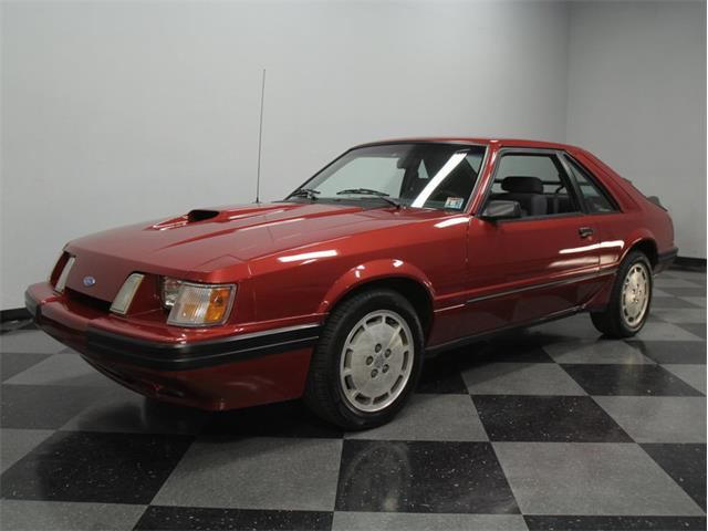 1986 Ford Mustang | 777808