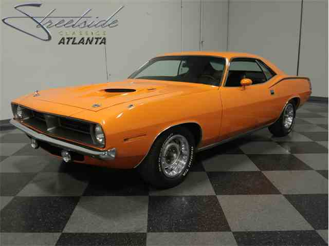 1970 Plymouth Barracuda | 777812