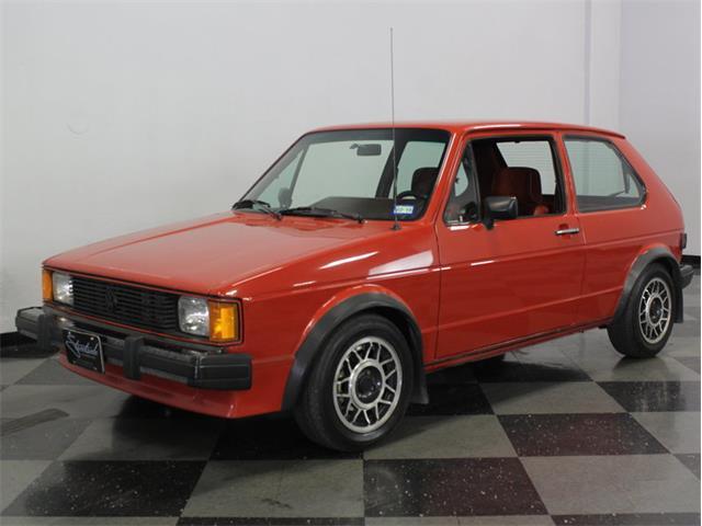 1984 Volkswagen GTI | 777816