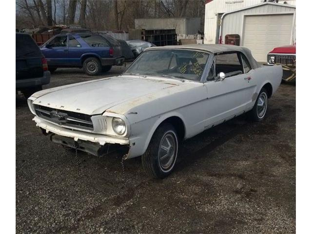 1966 Ford Mustang | 777829