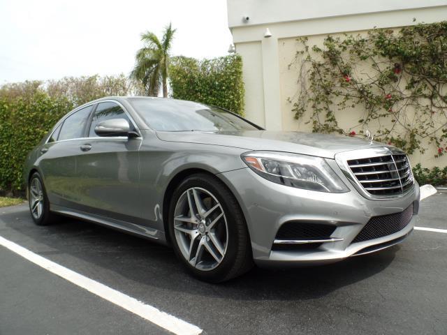 2014 Mercedes-Benz S550 | 777860