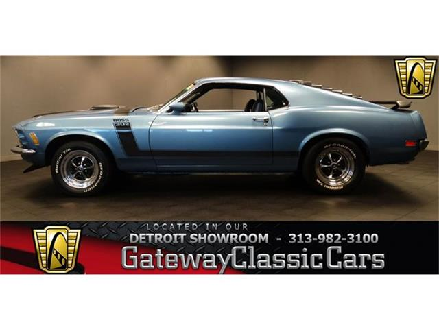 1970 Ford Mustang | 777920