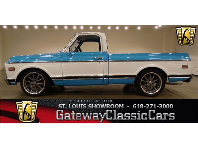 1971 Chevrolet C/K 10 | 777952