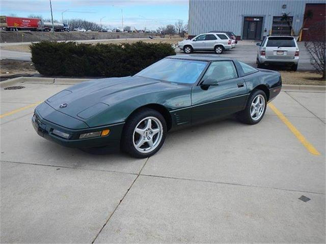 1995 Chevrolet Corvette | 777982