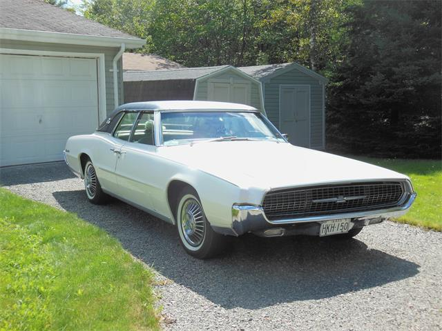 1967 Ford Thunderbird | 770811