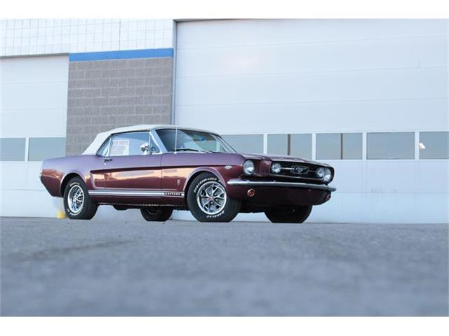 1966 Ford Mustang | 778541