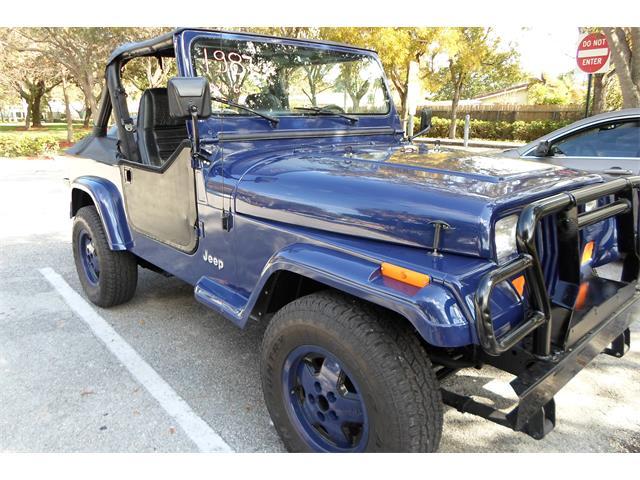 1987 Jeep Wrangler | 778543